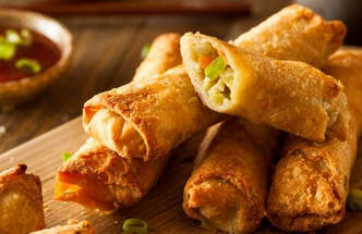 Prosperity Egg Rolls from Perspectives/The Consulting Group