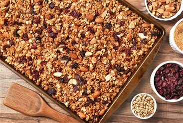 Munchin' Cinnamon Granola